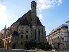 Wien, Minoritenkirche / Vienna, Minorite Church