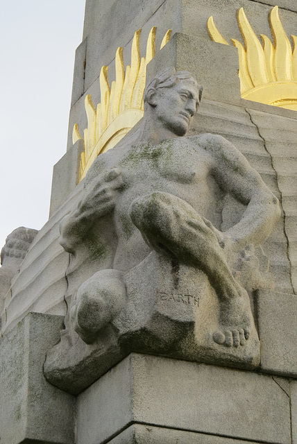 titanic memorial liverpool