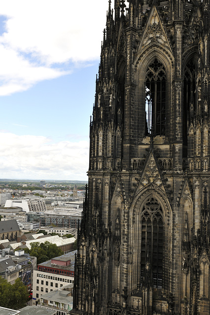 Cologne - View from the Dome