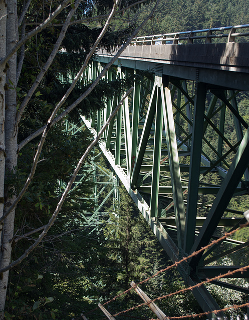 US 101 Thomas Creek bridge (#1039)