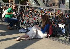 Frankfurter Touristen...