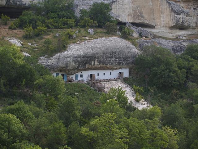 Курятник Успенского монастыря