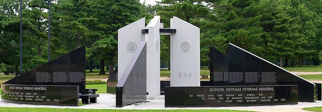 Illinois Vietnam Veterans Memorial
