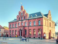 Ludwigslust,  Postamt
