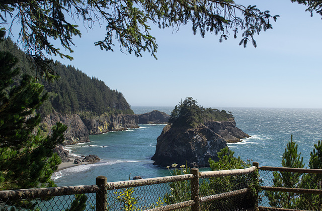 US 101 Windy Point / Arch rock (#1040)
