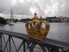 Skeppsholmsbron Stockholm September 17 2017