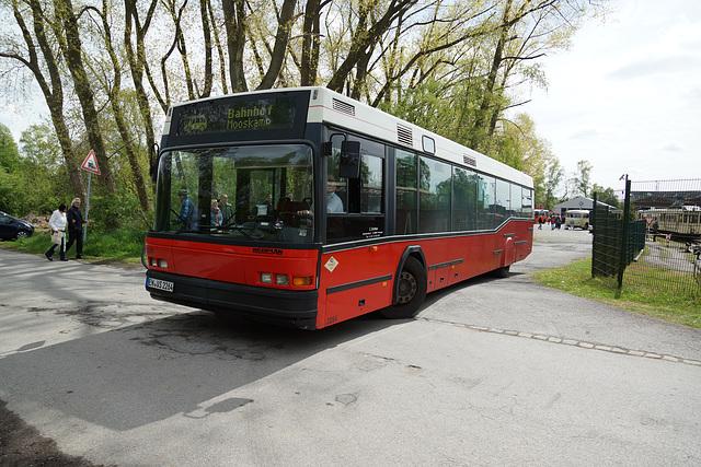 90 Jahre Omnibus Dortmund 201