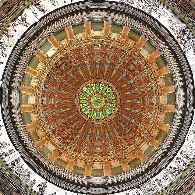 Illinois State Capitol Rotunda