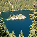 Island in Lake Tahoe