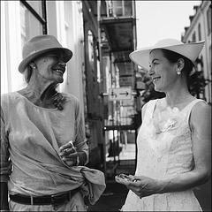 Susie & Madame Verabeaux