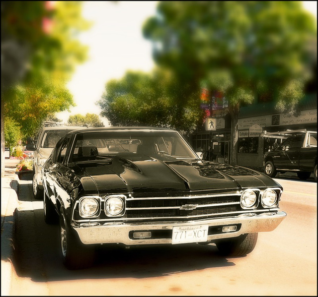 A nice Chevelle.