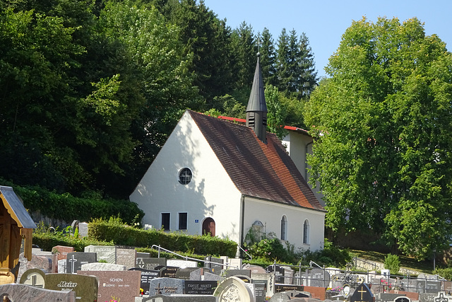 Hohenfels, Friedhofskapelle