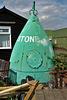 marker buoy, brightlingsea, essex