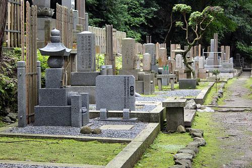 Cemetery, Kyoto