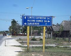 Máximo Gómez 38 km
