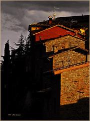 #46 CWP ... Dächer, Montone