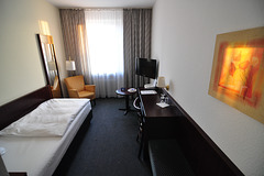 Bremen 2015 – Hotel room in Hotel Hanseat