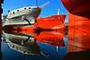 Docking reflections