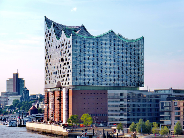 Palazzo della musica - Amburgo