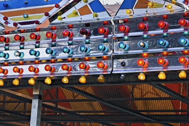 Midway Lights – Labor Day Festival, Greenbelt, Maryland