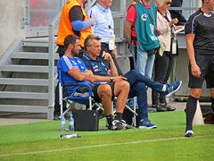 Seit dieser Spielzeit: Neue Trainer beim Chemnitzer FC