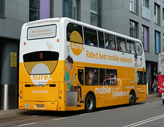 Libertybus 2601 (J 122038) in St. Helier - 6 Aug 2019 (P1030664)