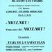 Concert à Blandy-les-Tours  le 24 juin 2006
