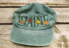 """ĉapo """"Maine"""""""