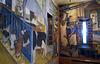 """""""Mural"""" de Coit Tower"""