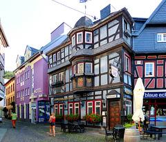 DE - Adenau - Hotel Blaue Ecke