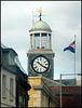 Bridport Town Hall clock