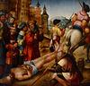 Lisbon 2018 – Museu Nacional de Arte Antiga – The Martyrdom of St. Hippolytus