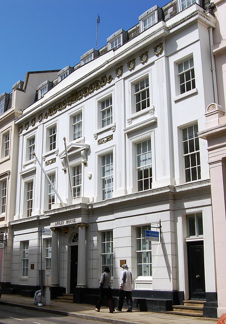 Apsley House, Waterloo Street, Birmingham