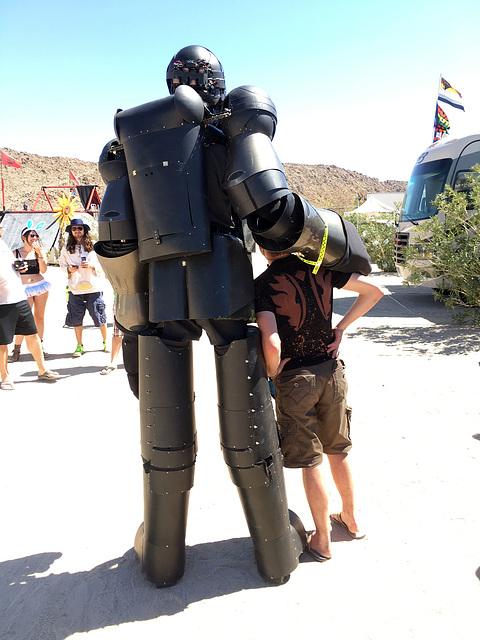 Bequinox Robot (0464)