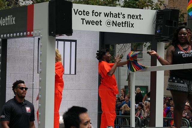 San Francisco Pride Parade 2015 (6610)