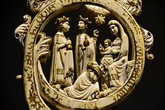 England 2016 – V&A Museum – Adoration of the Magi