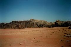 Jebel Rum (1754m).