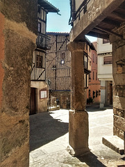 Mogarraz, Sierra de Francia, Salamanca Province,
