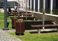 Benches for all of you~~ HBM!