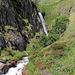 Wasserfall in der Nähe der Fane Alm (Pic in Pic)