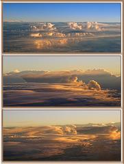 Sunrise at 38,000ft 29-9-15