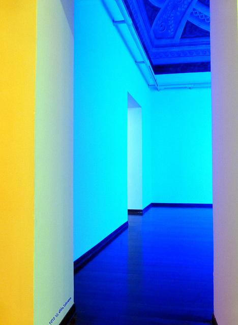 Azzurro - Der Raum -