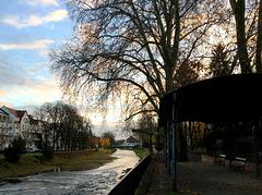DE - Bad Neuenahr - Autumn morning