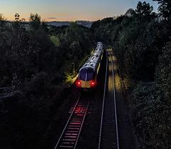 Halifax West Yorkshire 21st October 2021