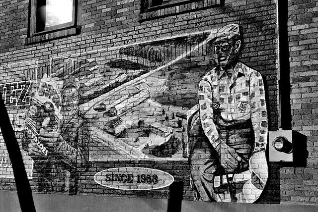 Mural..