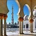 Abu Dhabi : La grande moskea Zayed - (975)
