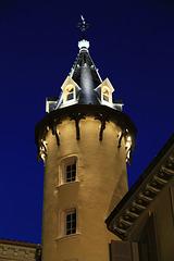 Tour de la bibliothèque - Lyon