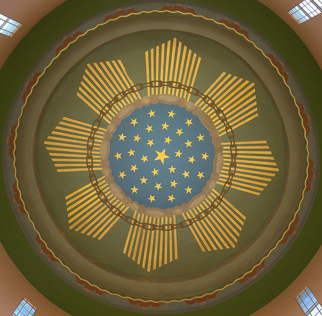 Oregon State Capitol Rotunda