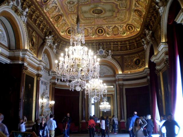 Main Hall.