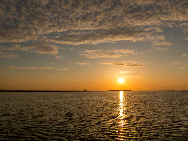 Stages of the sunset at West Kirby 18-5-2018.fjpg